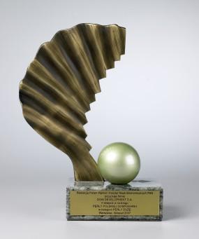 Nagroda  PERŁY POLSKIEJ GOSPODARKI (II miejsce) - 2007