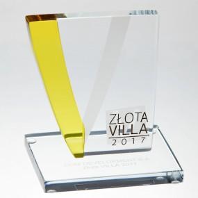 Nagroda ZŁOTA VILLA 2017