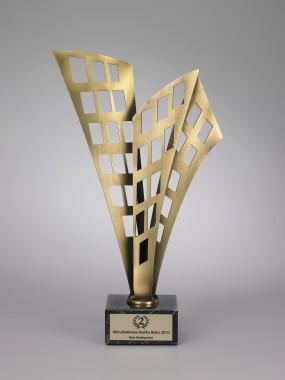 Nagroda Drugi najbardziej rozpoznawalny deweloper w Warszawie!