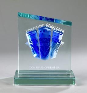 Nagroda KRYSZTAŁOWY DEWELOPER 2007 - DOM DEVELOPMENT