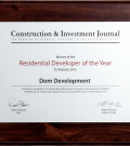 Nagroda Residential Developer of the Year